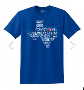 FCCC blue shirt 2019