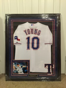 Michael Young Jersey