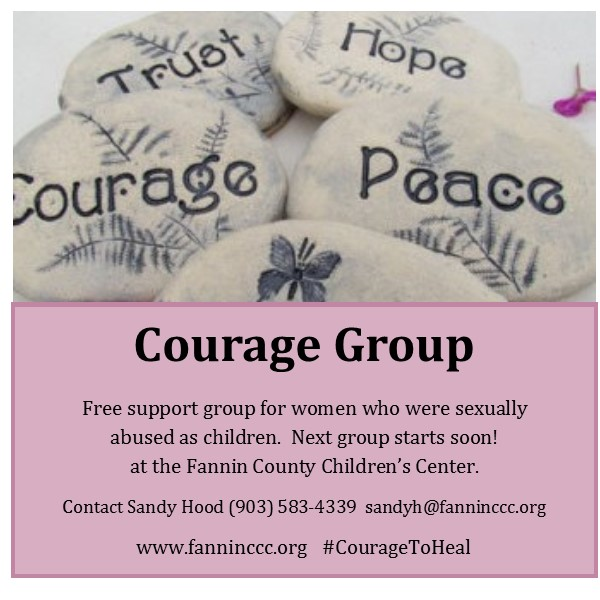 Courage Group 2
