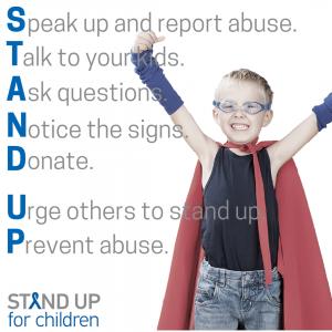 I Stand Up Acronym
