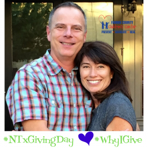 NTXGiveDay - Why I Give - Wilsons